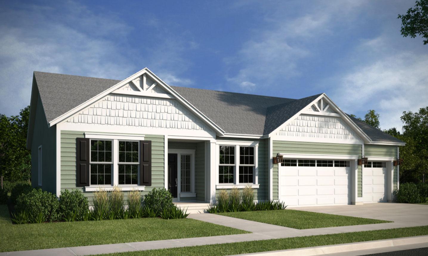 Newbury rainey homes for Rainey homes
